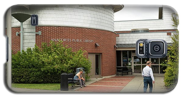 Anacortes Public Library Galaxy S5 Case