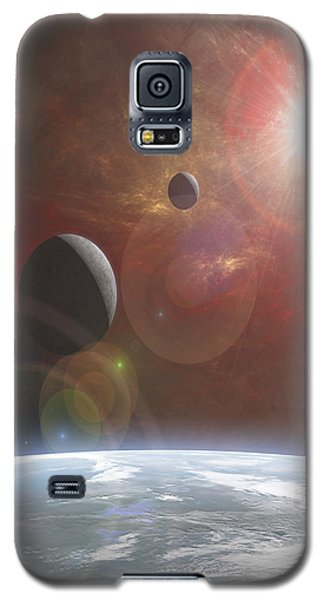 Ananke Galaxy S5 Case