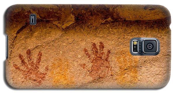 Anasazi Painted Handprints - Utah Galaxy S5 Case