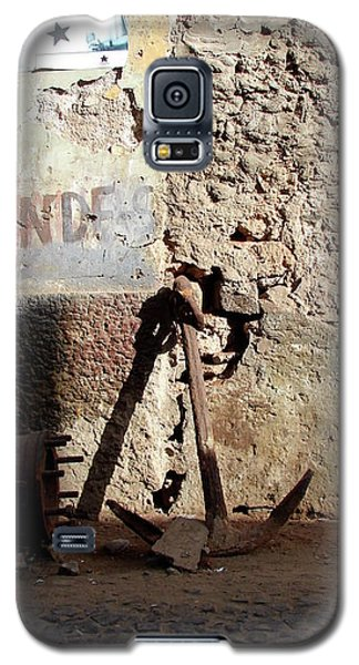 Anchor Cape Verde Galaxy S5 Case