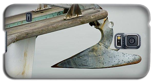 Sailboat Anchor Galaxy S5 Case