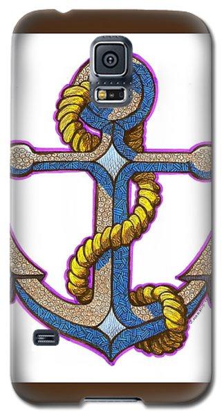 Anchor Colorized Galaxy S5 Case