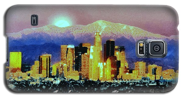 Anchorage-subdued Galaxy S5 Case by Elaine Ossipov