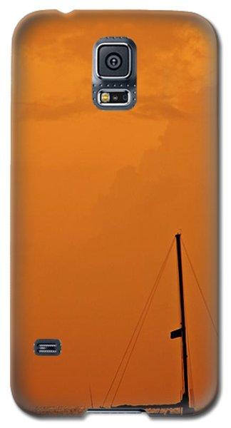 Anchored Galaxy S5 Case