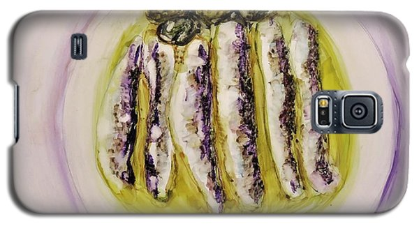 Anchovies And Olives Galaxy S5 Case