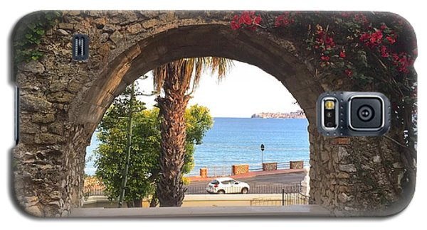 Ancient Arch Gaeta Italy Galaxy S5 Case