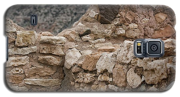 Galaxy S5 Case featuring the photograph Ancient Buildings by Phyllis Denton