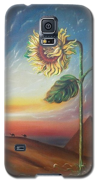 Blaa Kattproduksjoner              Ancient Energy Galaxy S5 Case