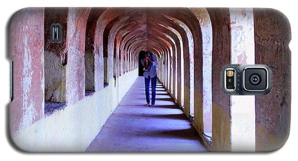 Ancient Gallery At Bada Imambara Galaxy S5 Case