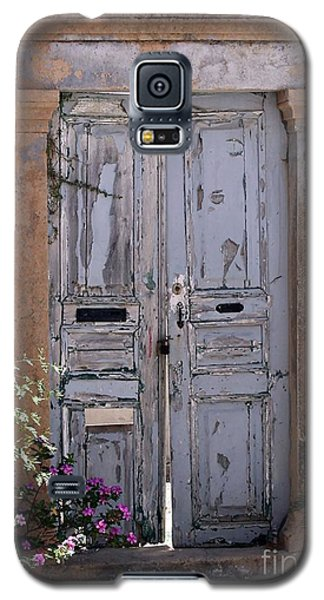 Ancient Garden Doors In Greece Galaxy S5 Case