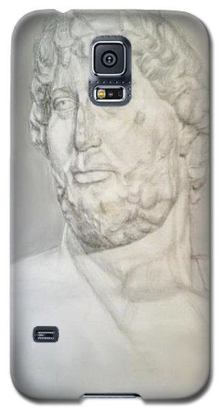 Ancient Greek Statue Galaxy S5 Case