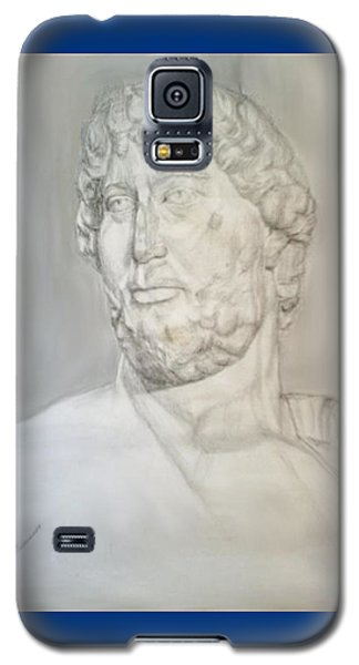 Ancient Greek Statue Galaxy S5 Case