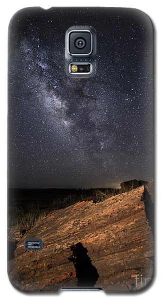 Galaxy S5 Case featuring the photograph Ancient History by Melany Sarafis