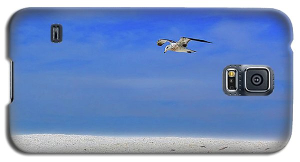 Galaxy S5 Case featuring the photograph Ancient Mariner by Marie Hicks