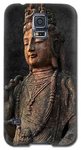Galaxy S5 Case featuring the photograph Ancient Peace by Daniel Hagerman