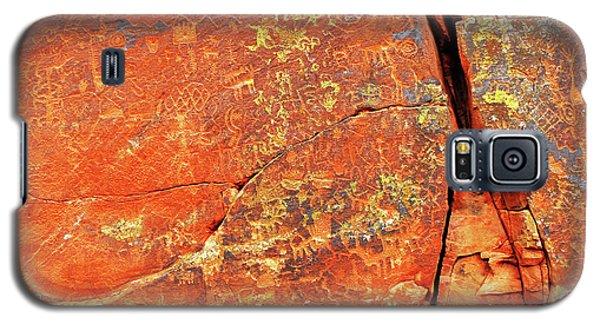 Ancient Scribeing Galaxy S5 Case