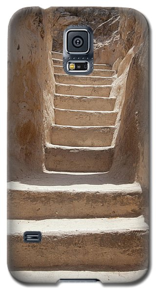 Ancient Stairs Galaxy S5 Case by Yoel Koskas