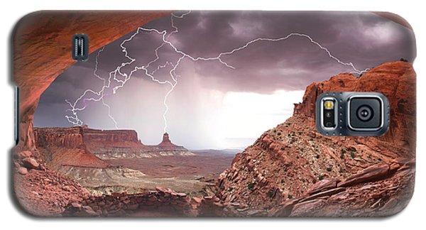 Ancient Storm Galaxy S5 Case