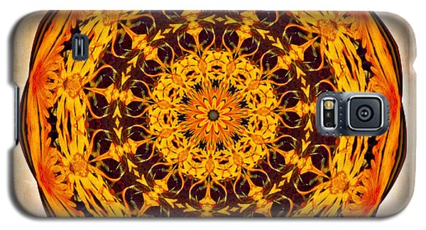 Ancient Sun Kaleidoscope Galaxy S5 Case