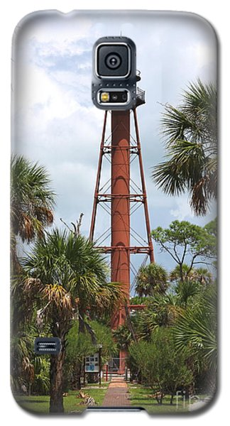 Anclote Key Lighthouse Galaxy S5 Case