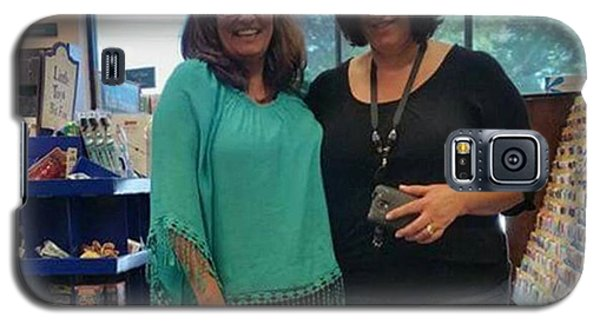 Galaxy S5 Case - And Another With My Friend Maggie..who by Robin Mead