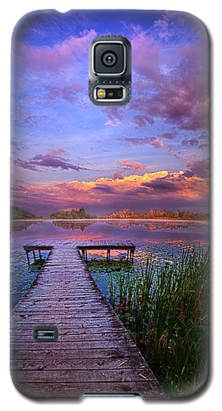 And Silence Galaxy S5 Case