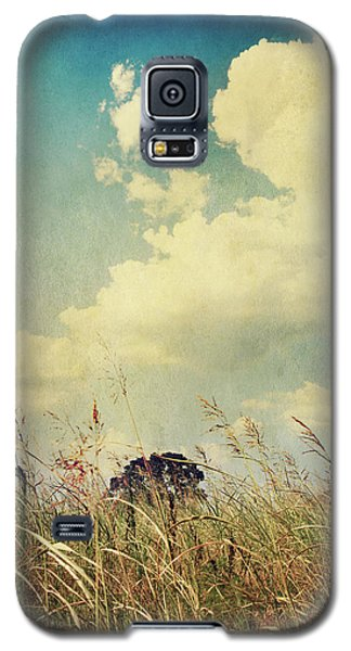 And The Livin's Easy Galaxy S5 Case by Laurie Search