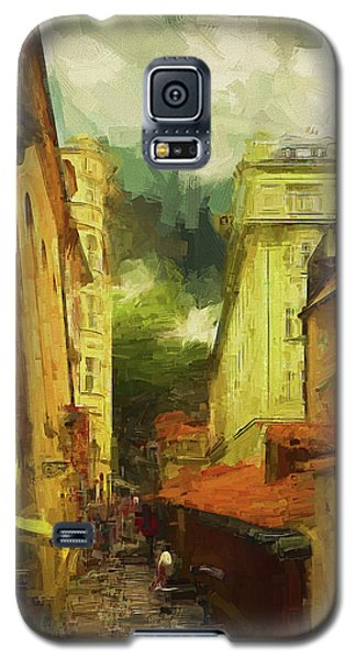 And Then It Rained Galaxy S5 Case