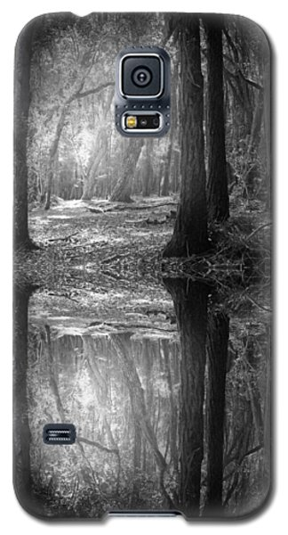 And There Is Light In This Dark Forest Galaxy S5 Case