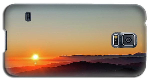 Andalucian Sunset Galaxy S5 Case