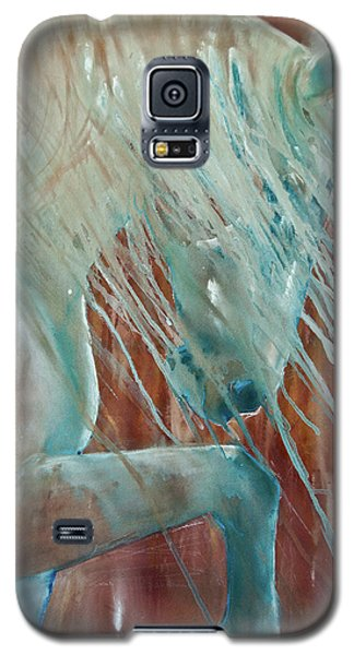 Andalusian Stallion Galaxy S5 Case