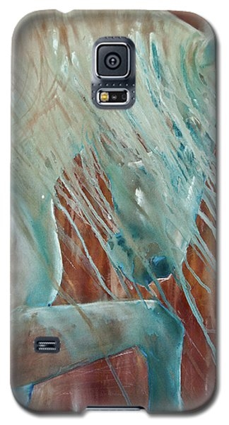 Andalusian Stallion Galaxy S5 Case by Jani Freimann