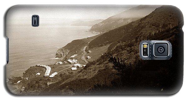 Anderson Creek Labor Camp Big Sur April 3 1931 Galaxy S5 Case