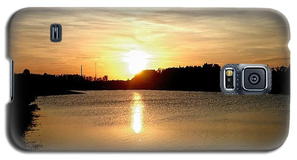 Anderson Stormwater Park In Rockledge Florida Galaxy S5 Case