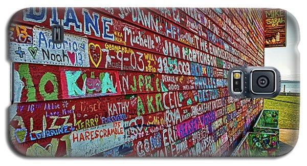 Anderson Warehouse Graffiti  Galaxy S5 Case