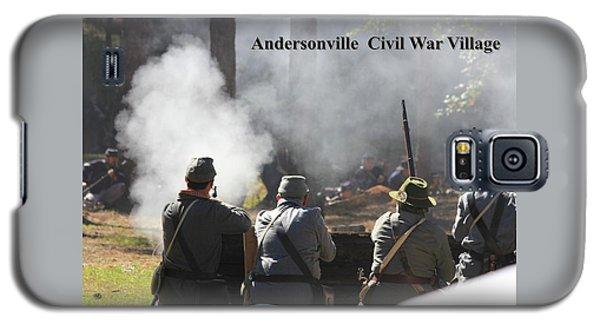 Andersonville Civil War Village Galaxy S5 Case