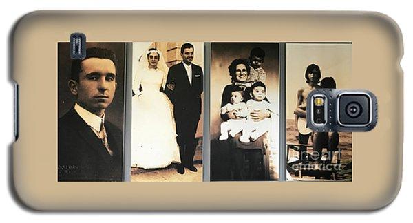 Andrea Bocelli Family Galaxy S5 Case