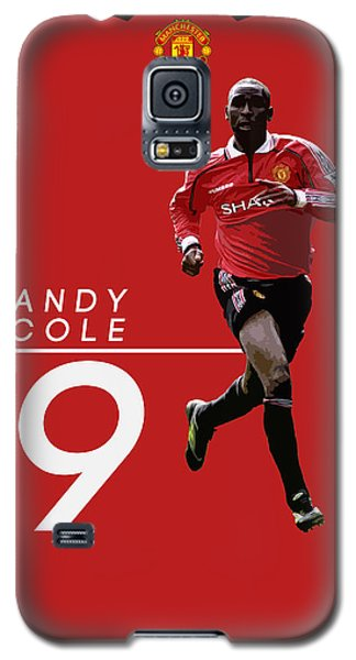 Andy Cole Galaxy S5 Case by Semih Yurdabak