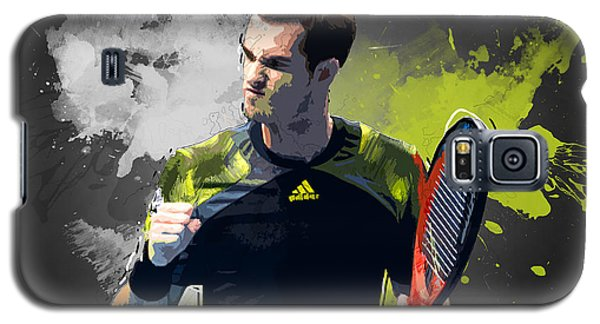 Andy Murray Galaxy S5 Case