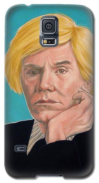 Andy Warhol Galaxy S5 Case
