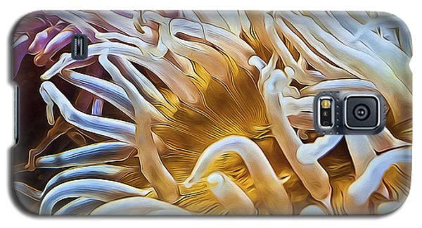 Anemone Flower Galaxy S5 Case