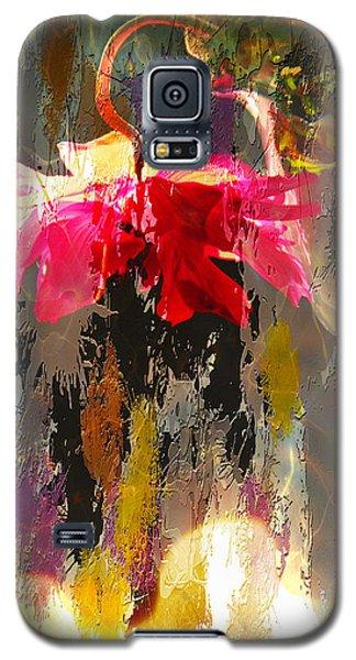 Anemone Monday Galaxy S5 Case by Jolanta Anna Karolska