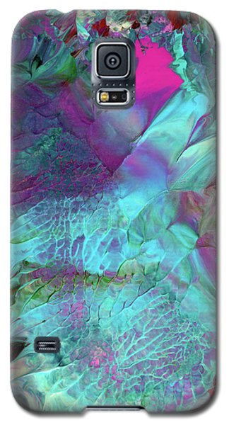 Angel Daphne Flowers #2 Galaxy S5 Case