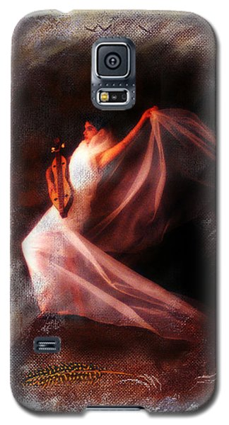 Ballet Angel Galaxy S5 Case