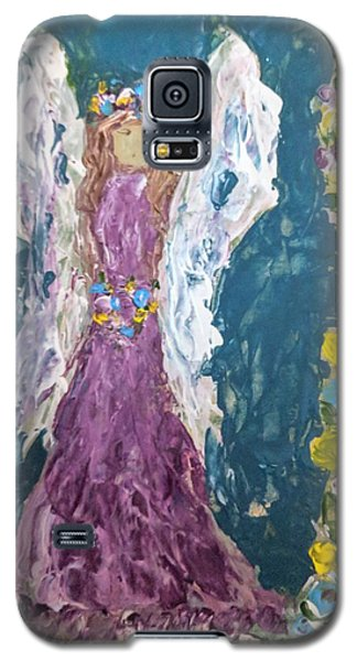 Angel Diva Galaxy S5 Case
