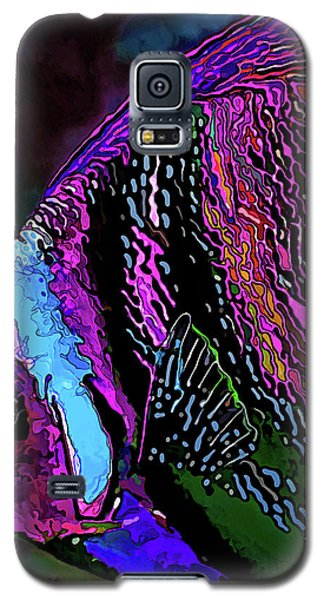 Angel Face 1 Galaxy S5 Case