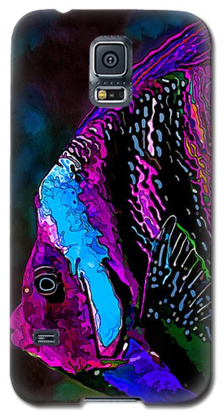 Angel Face 1 Galaxy S5 Case by ABeautifulSky Photography