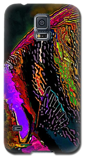 Angel Face 2 Galaxy S5 Case by ABeautifulSky Photography