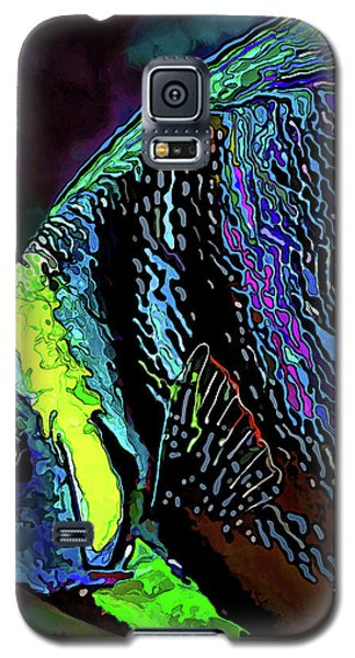 Angel Face 3 Galaxy S5 Case