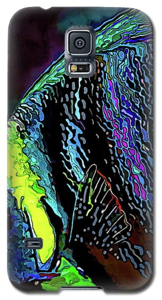 Angel Face 3 Galaxy S5 Case